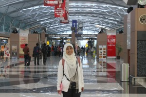 Trip to KL-Singapore Day #1 : Masjid Jamek, Merdeka Square, Central Market, Petaling Street