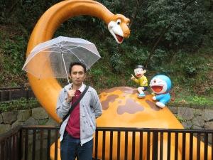 Bersama dinosaurus pisuke