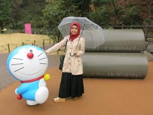 Taman bermain dekat rumah Nobita