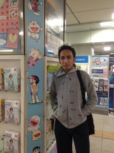Museum Doraemon dan Madam Tussauds Tokyo