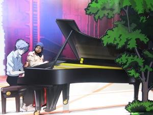 Dari dulu pengen jadi pemain piano tapi ga kesampean :D
