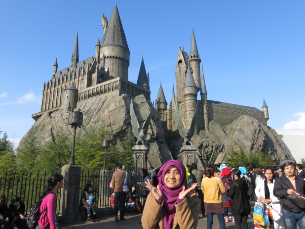See you again, Hogwarts!