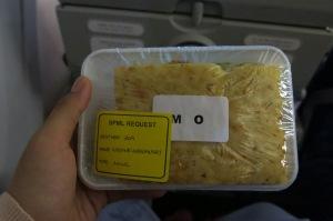 Semacam sandwhich berisi sayuran dan lupa apa lagi