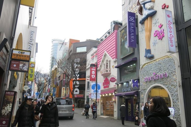 Surganya pemburu kosmetik Korea