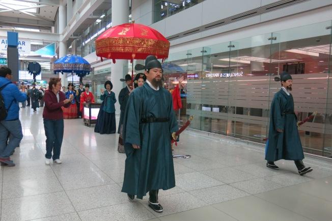 Parade hanbok